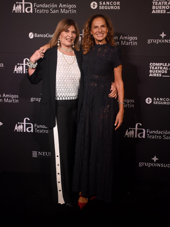 Sofía Neiman y Ginette Reynal