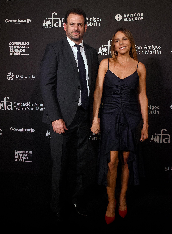 José Urtubey y su mujer Soledad