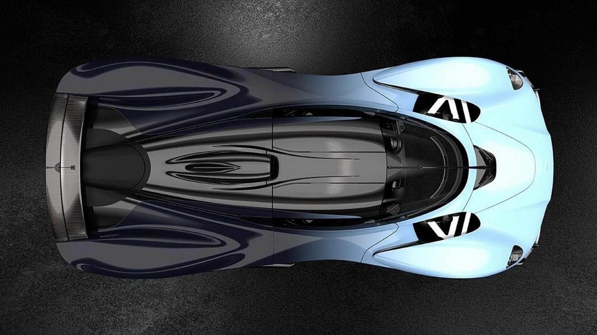 Tendrá el motor sin turbo más potente de la historia, con más de 1.100 caballos de fuerza.