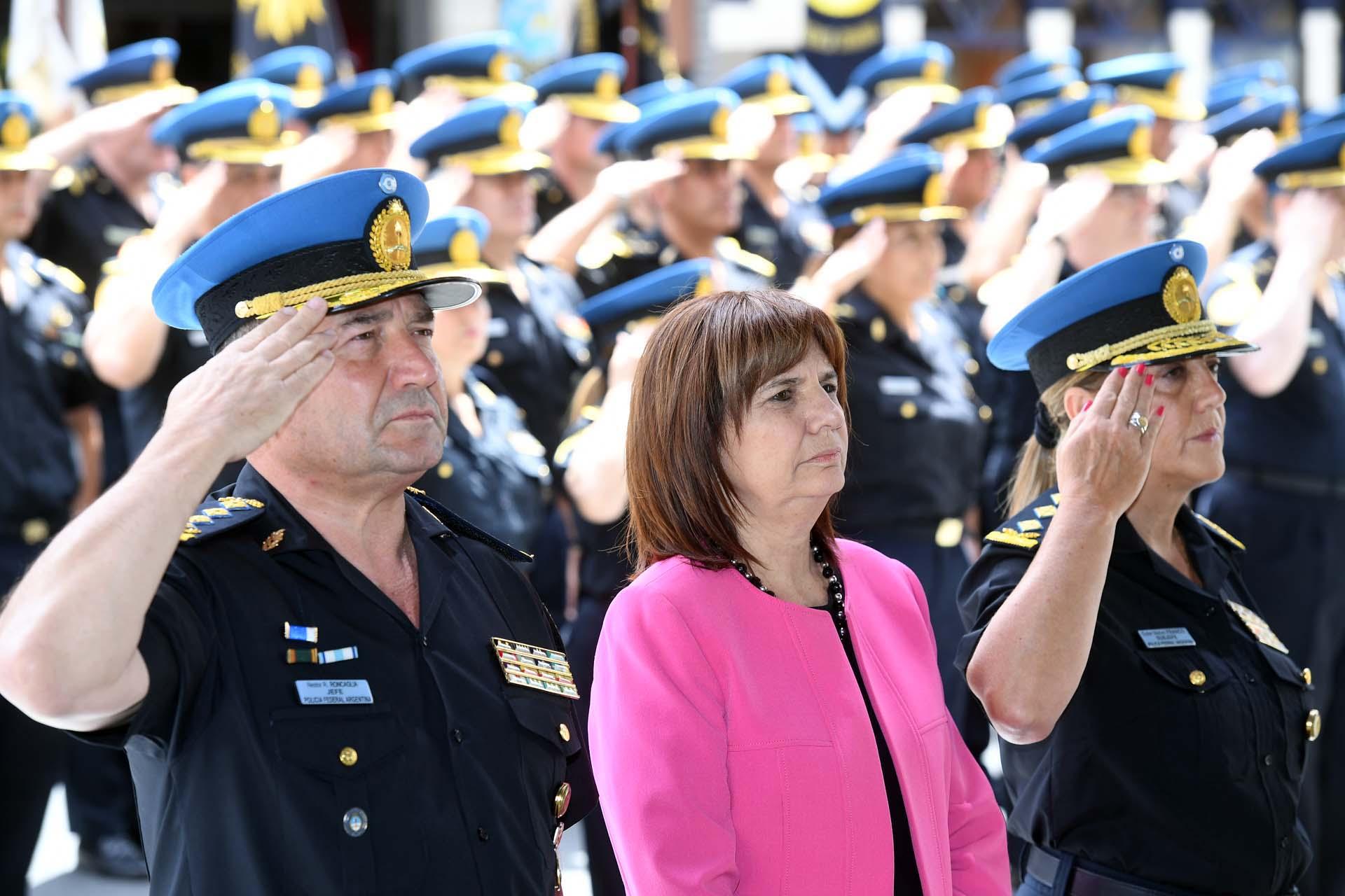 El Gobierno oficializó un nuevo reglamento general para el empleo de armas de fuego (foto: Maxi Luna)