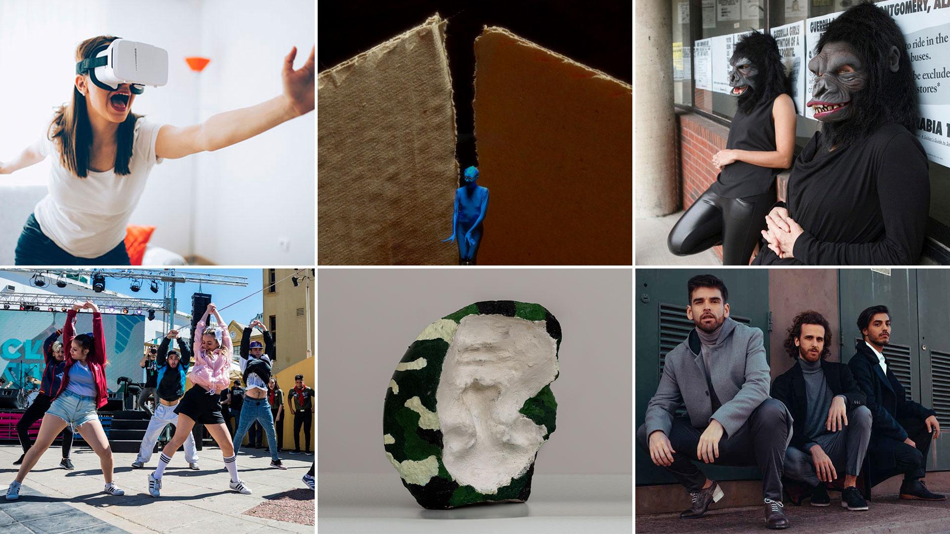 Ana Risueño Bajo La Piel guía de arte y cultura: semana del 9 al 16 de noviembre