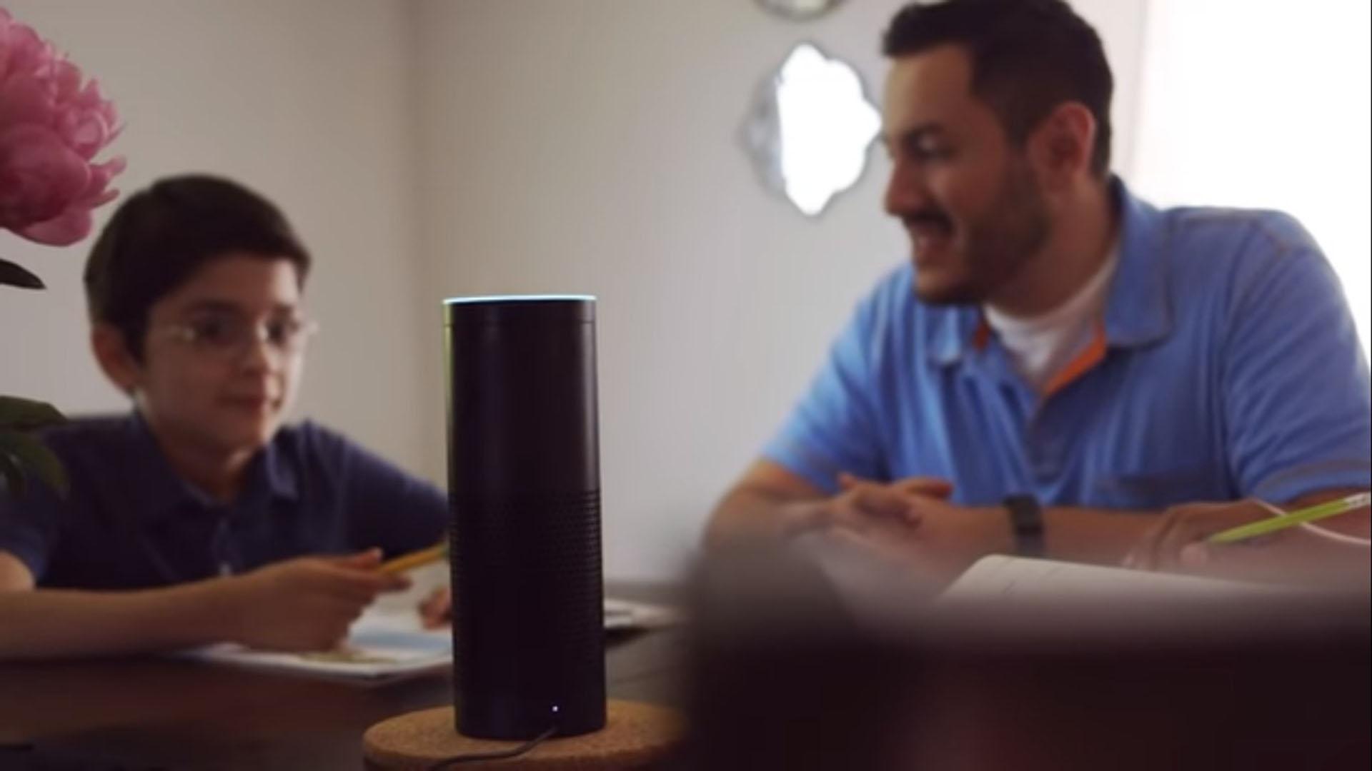 El aprendizaje de Alexa es continuo. Sus capacidades comunicativas mejoran con el diálogo (Foto: Amazon)