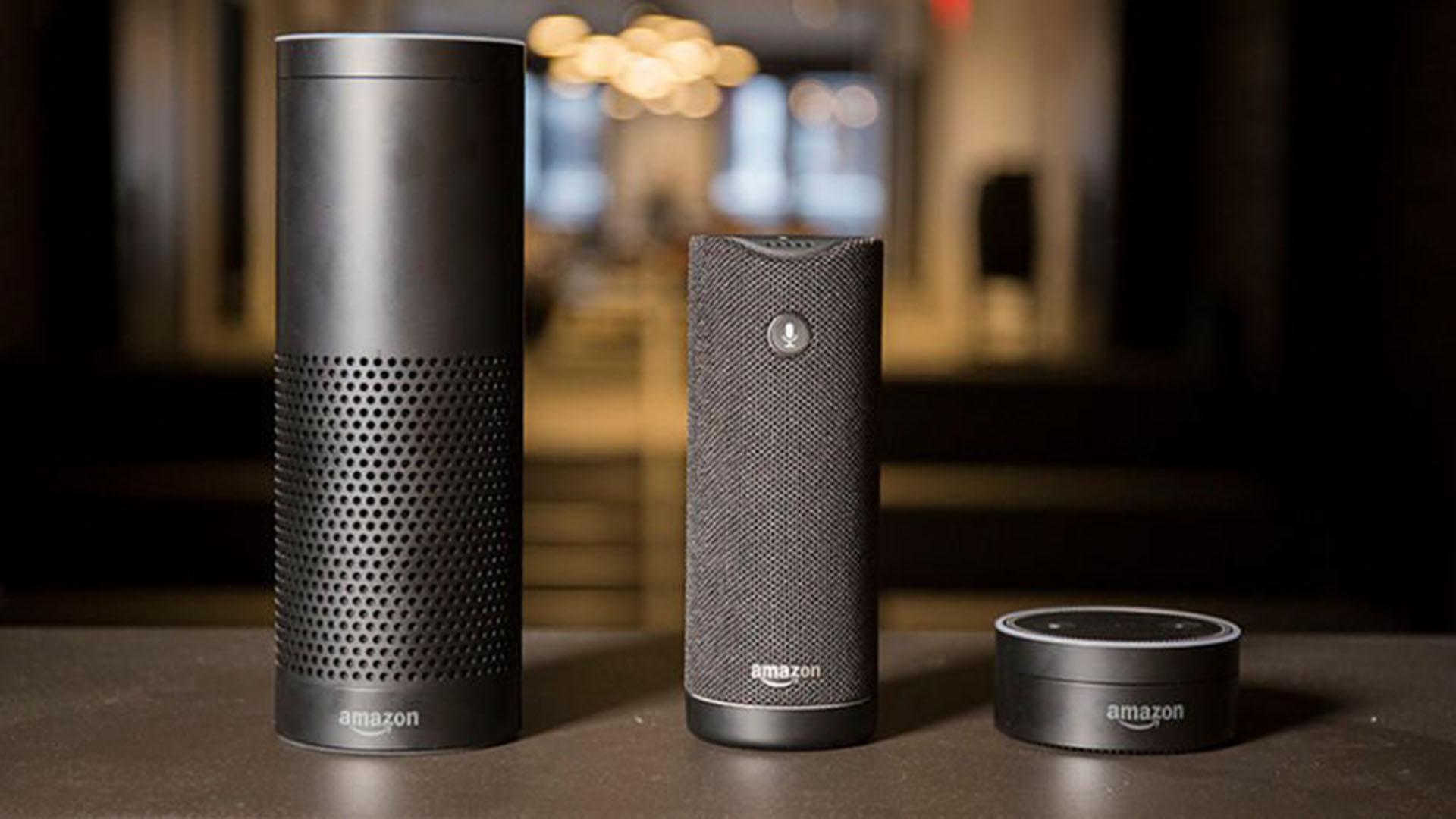Amazon lanzó en México su línea de altavoces inteligentes con Alexa en español (Foto: @avprestige)