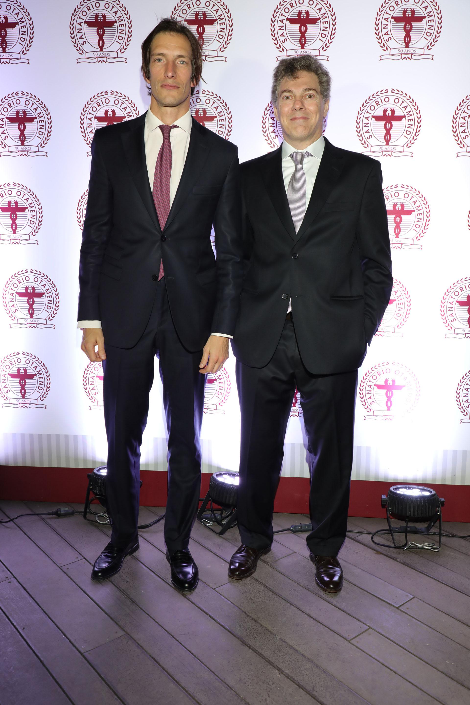 Ivan de Pineda y el Dr José De All