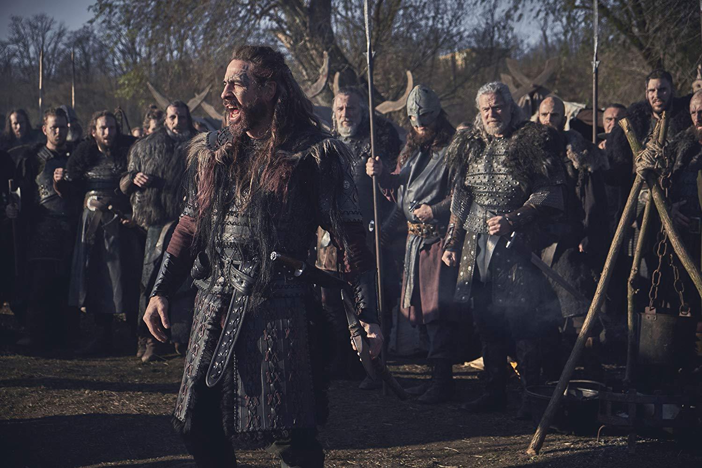 "3 Temporada De The Last Kingdom la tercera temporada de la serie de época ""the last kingdom"