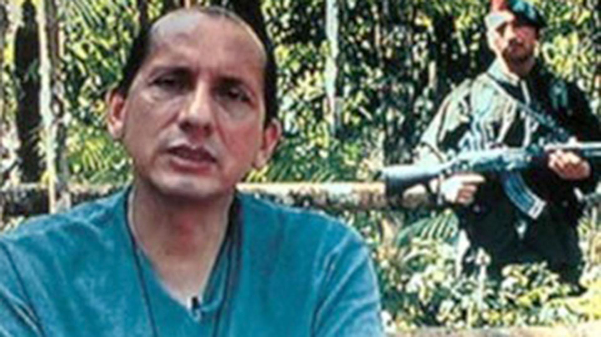 Una de las pruebas de superviviencia del excomanante de la Policía Nacional, coronel Luis Herlindo Medina.