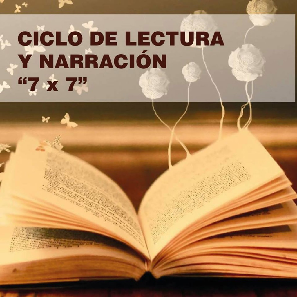 ciclo de lectura y narracion sF