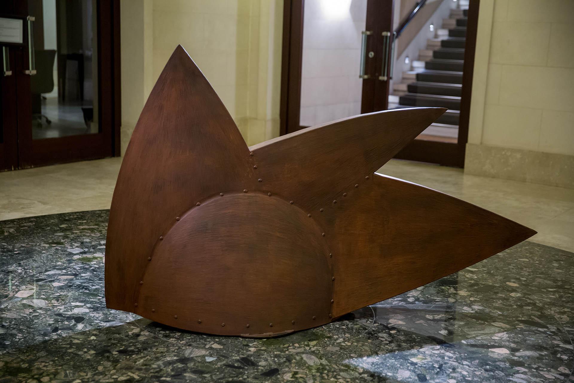 Muestra de Hernán Dompé en el Palacio Duhau