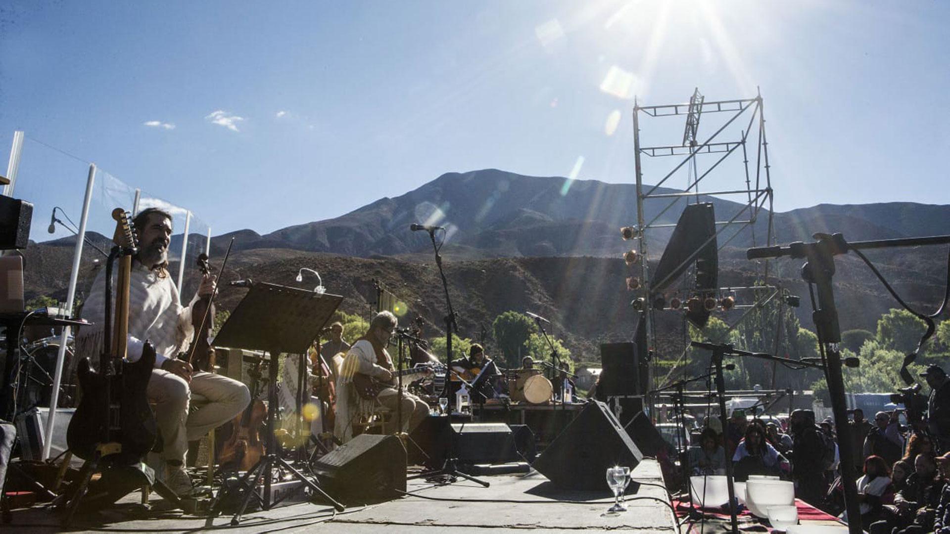 Festival Jujuy Corazón Andino (Foto: Nicolás Guerrero)