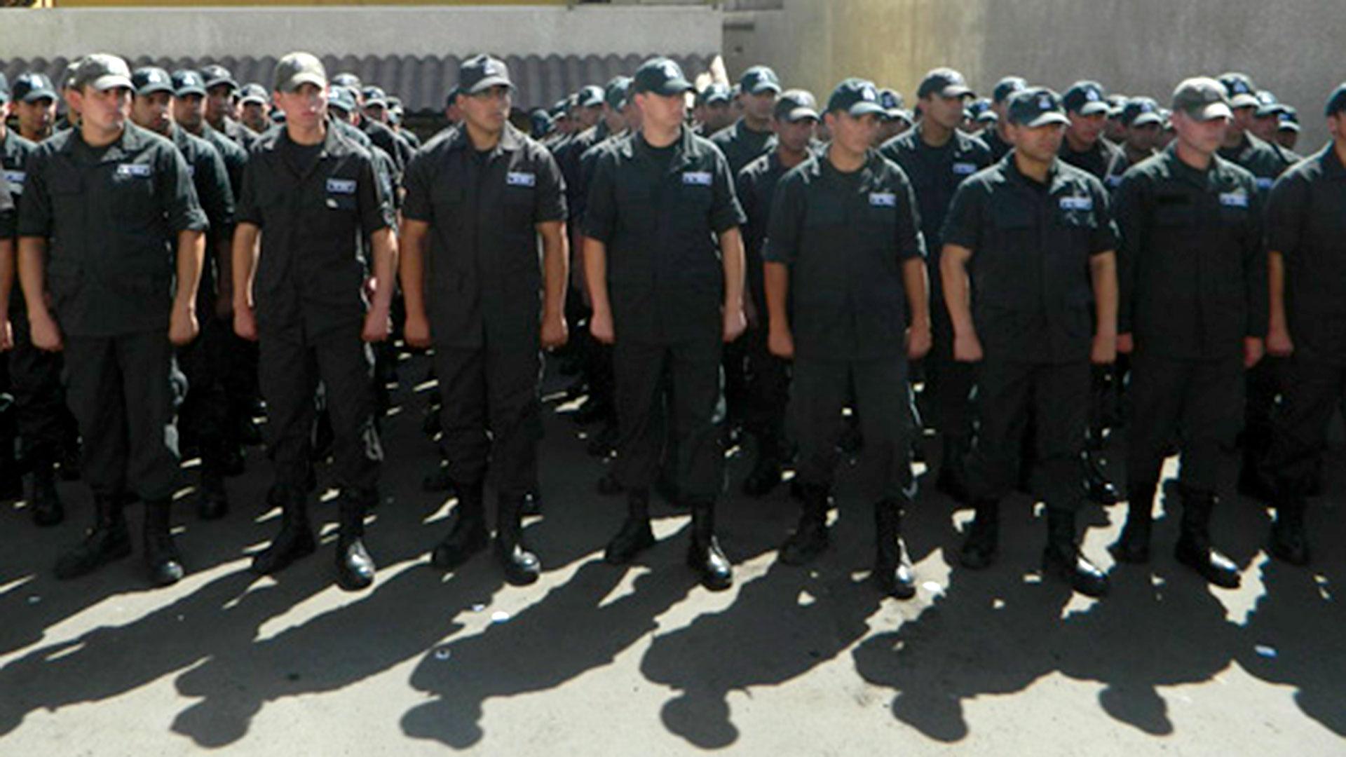 Gendarmes de Chile