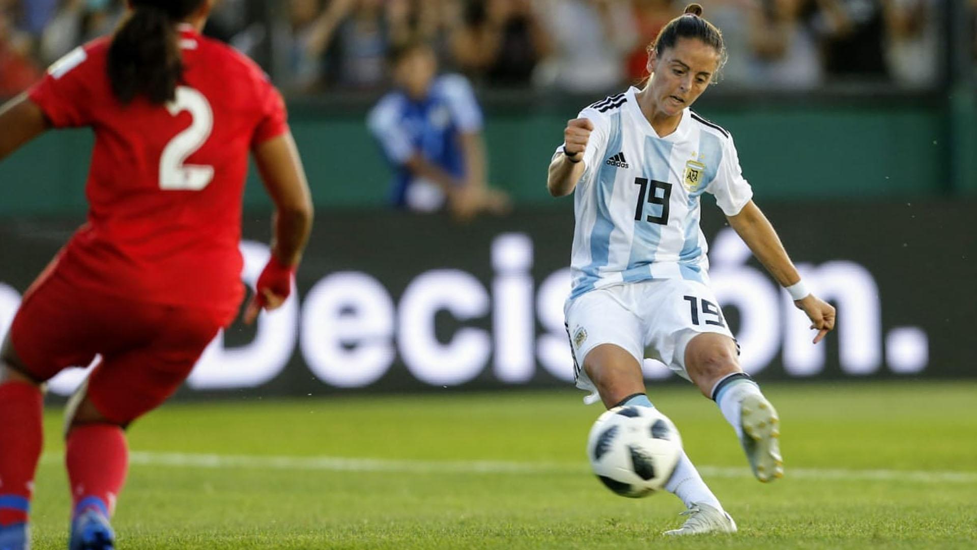 El Mundial de Francia se disputará el 7 de junio próximo. Argentina accedió a este repechaje gracias al tercer puesto logrado en la Copa América de Chile jugada en abril de este año, detrás de Brasil y el anfitrión (Nicolás Aboaf)
