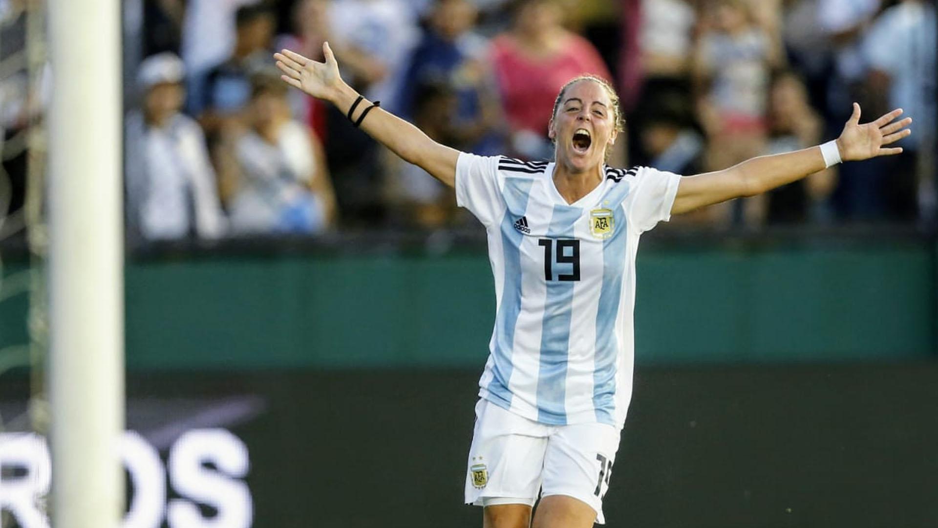Argentina busca la clasificación a una Copa del Mundo luego de once años. Su última participación fue en el Mundial China 2007 (Nicolás Aboaf)