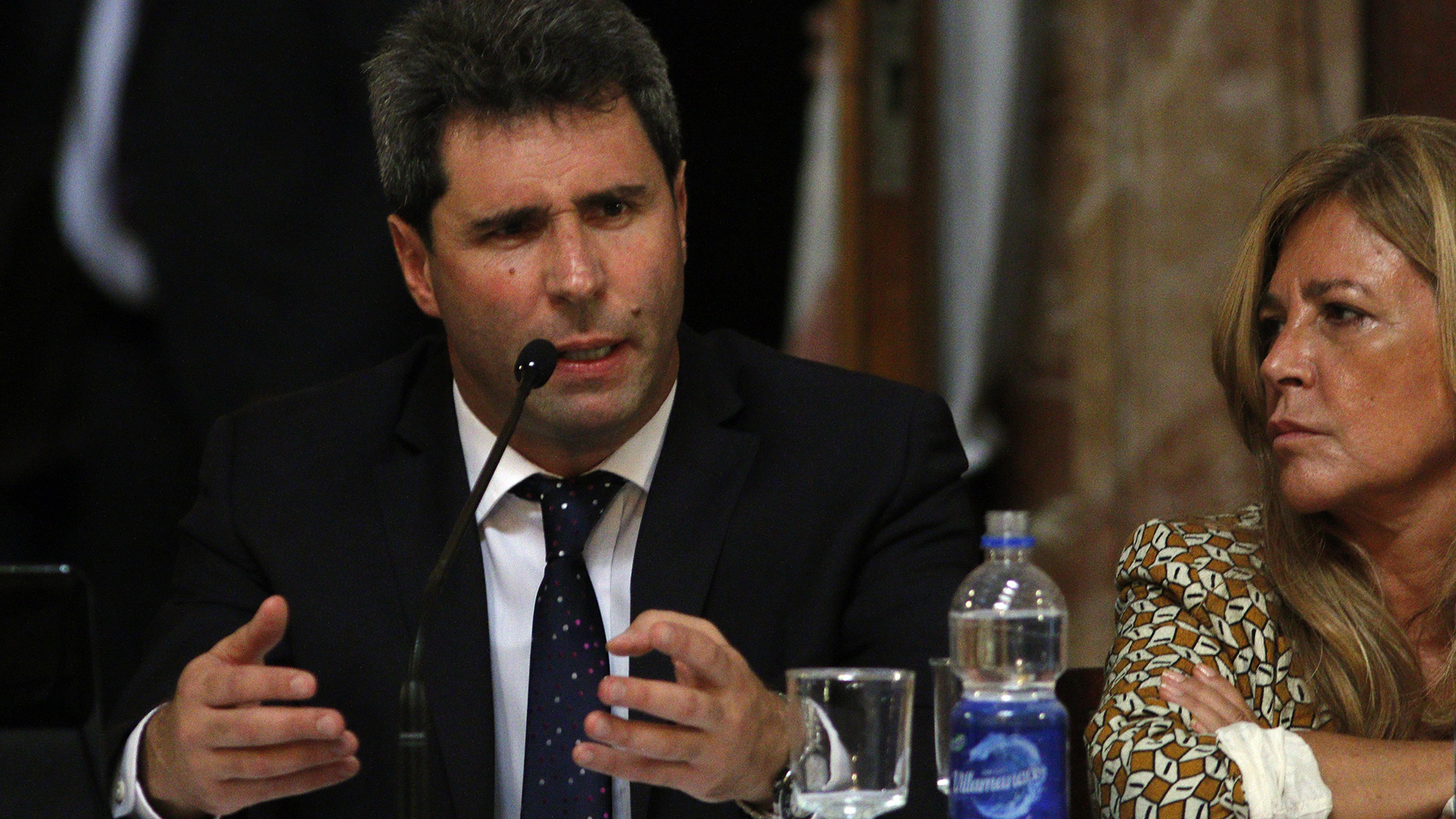 El gobernador de San Juan, Sergio Uñac, adelantó las elecciones en su provincia (NA)