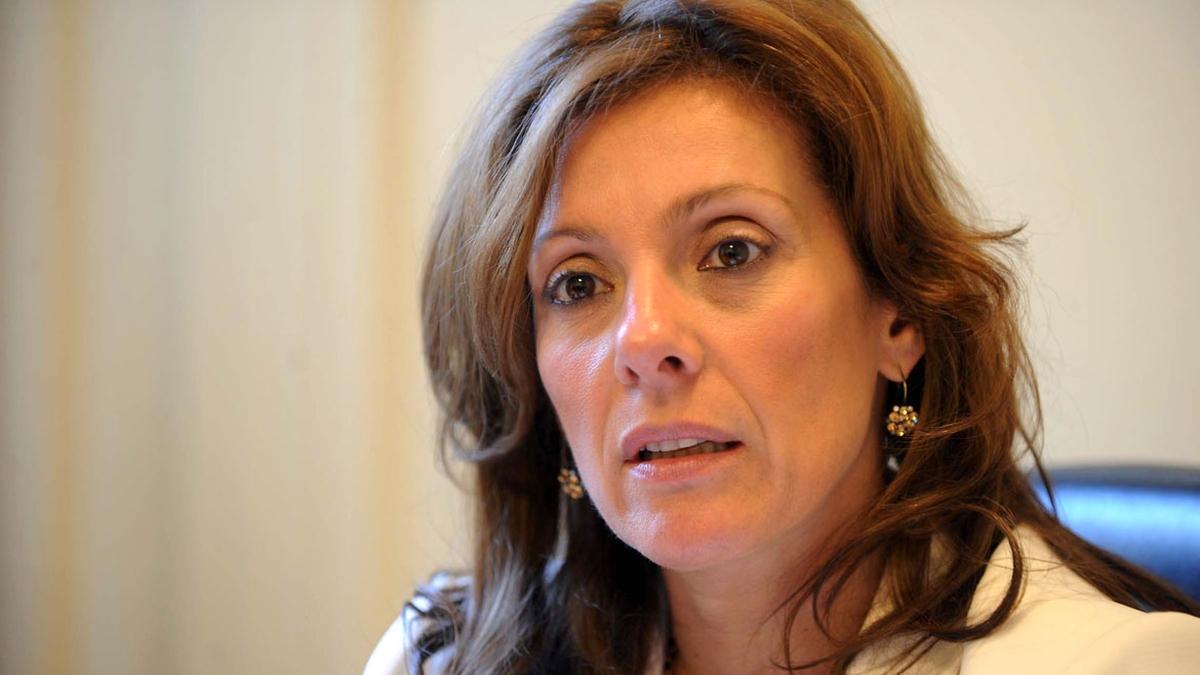 La fiscal Mónica Cuñarro.