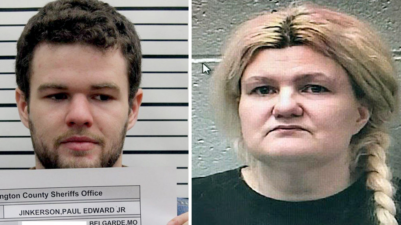 Paul Edward Jinkerson Jr y Melissa Ancona