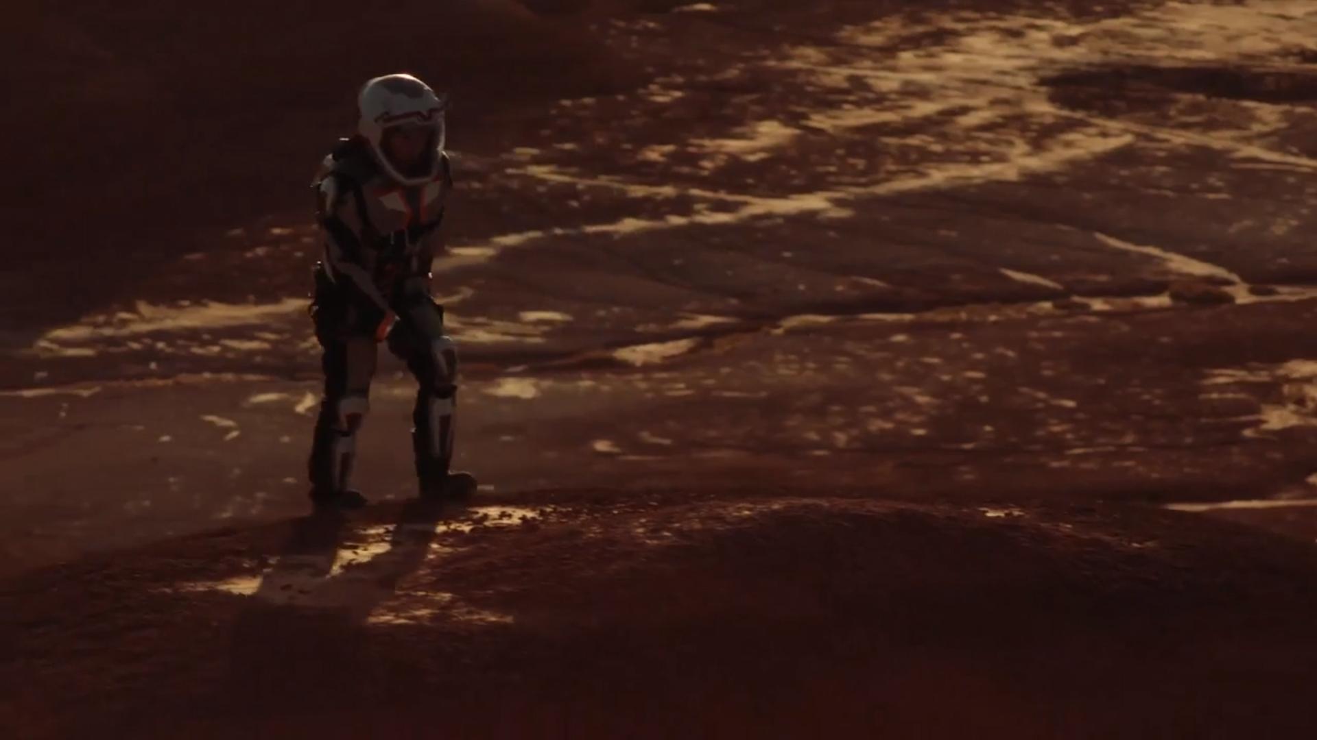 """La serie """"Marte"""" ha sido muy popular"""