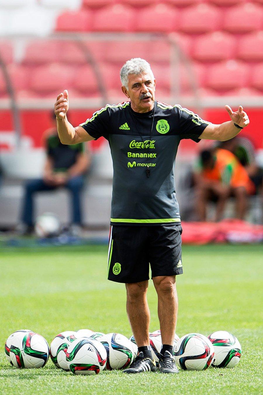 Ricardo Ferretti dirigirá sus últimos dos encuentros como entrenador interino (Foto: Mexsport)