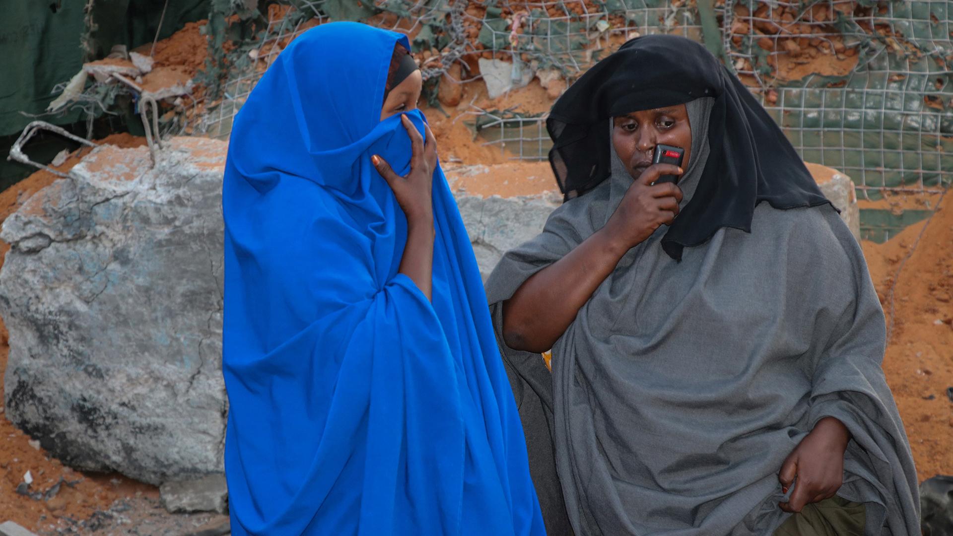 La mayoría de las víctimas del ataque son civiles (AFP)