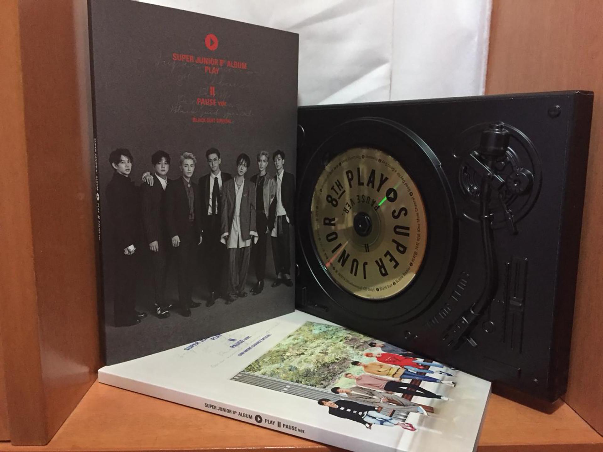 Los accesorios que acompañan a los discos, como los libros de fotos, son de colección
