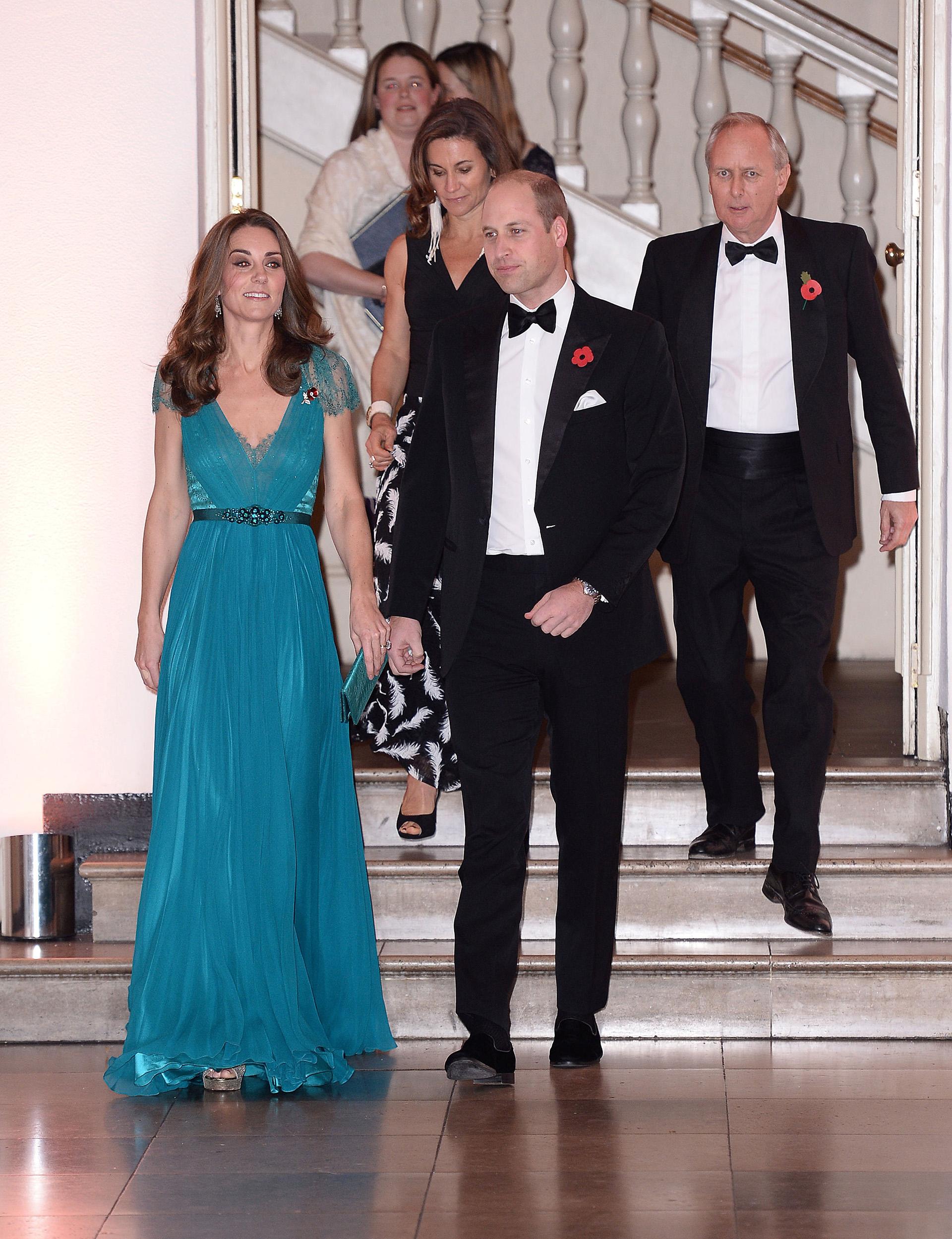 Catalina y Guillermo contrajeron matrimonio el 29 de abril de 2011 en la Abadía de Westminster /// Fotos: Reuters