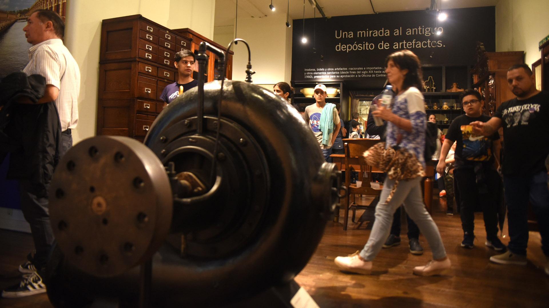 Museo del Agua y de la Historia Sanitaria