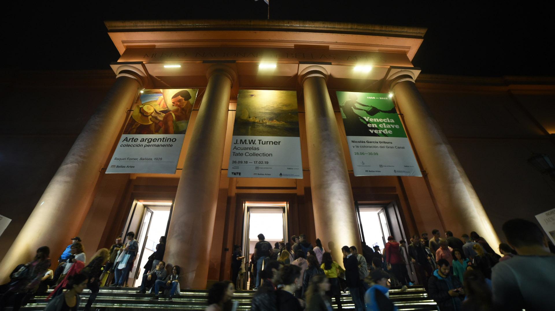 Museo Nacional de Bellas Artes (Fotos: Manuel Cortina)