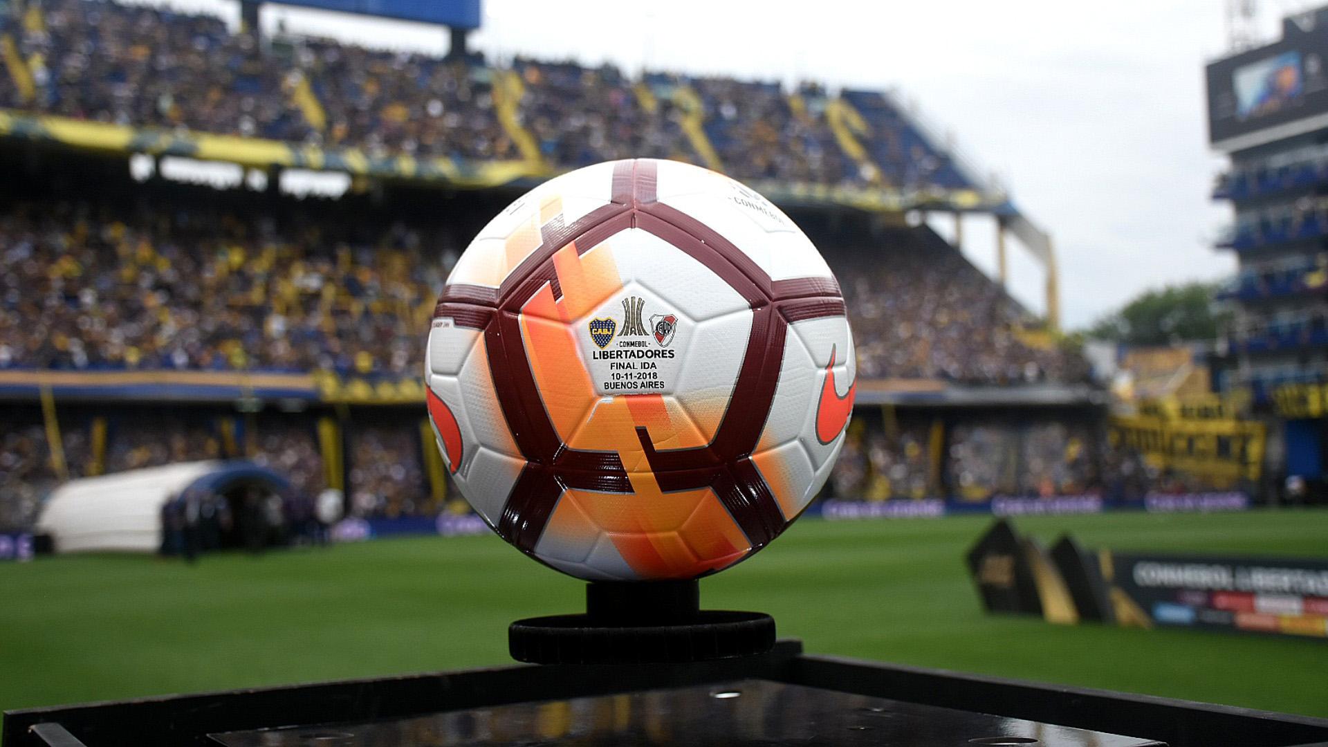 Boca y River jugaron la primera final de la Copa Libertadores