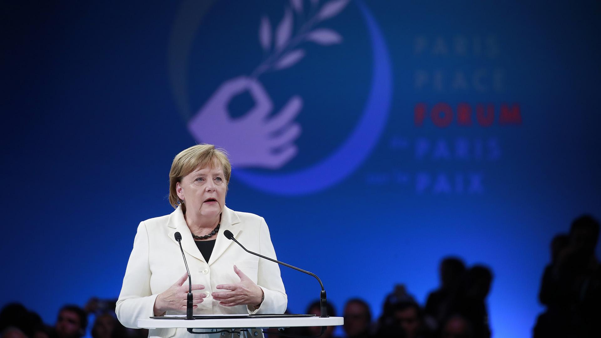 Angela Merkel comandó los destinos de su partido durante 18 años (AFP)