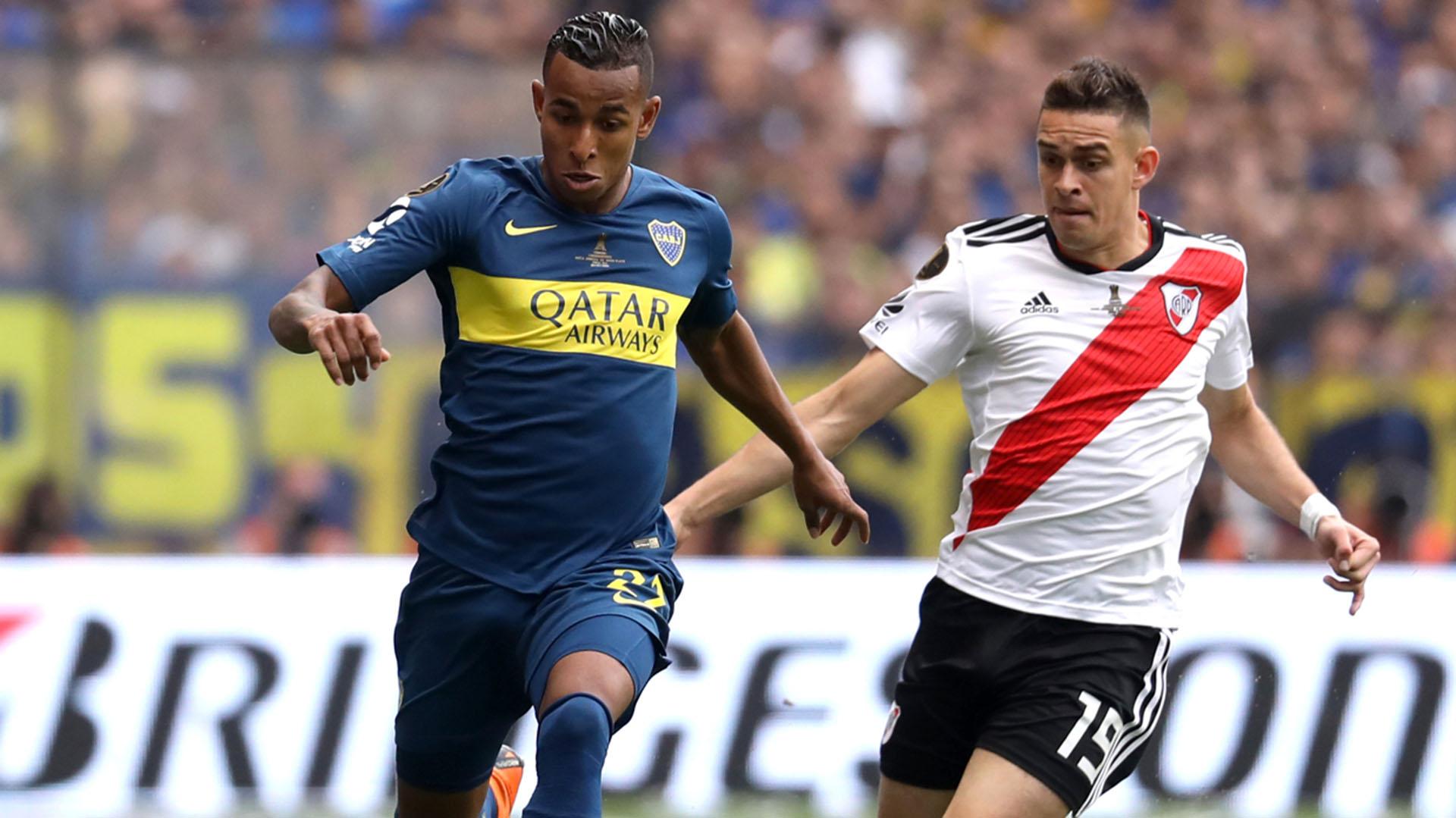 Sebastián Villa le ganó la pulseada a Mauro Zárate