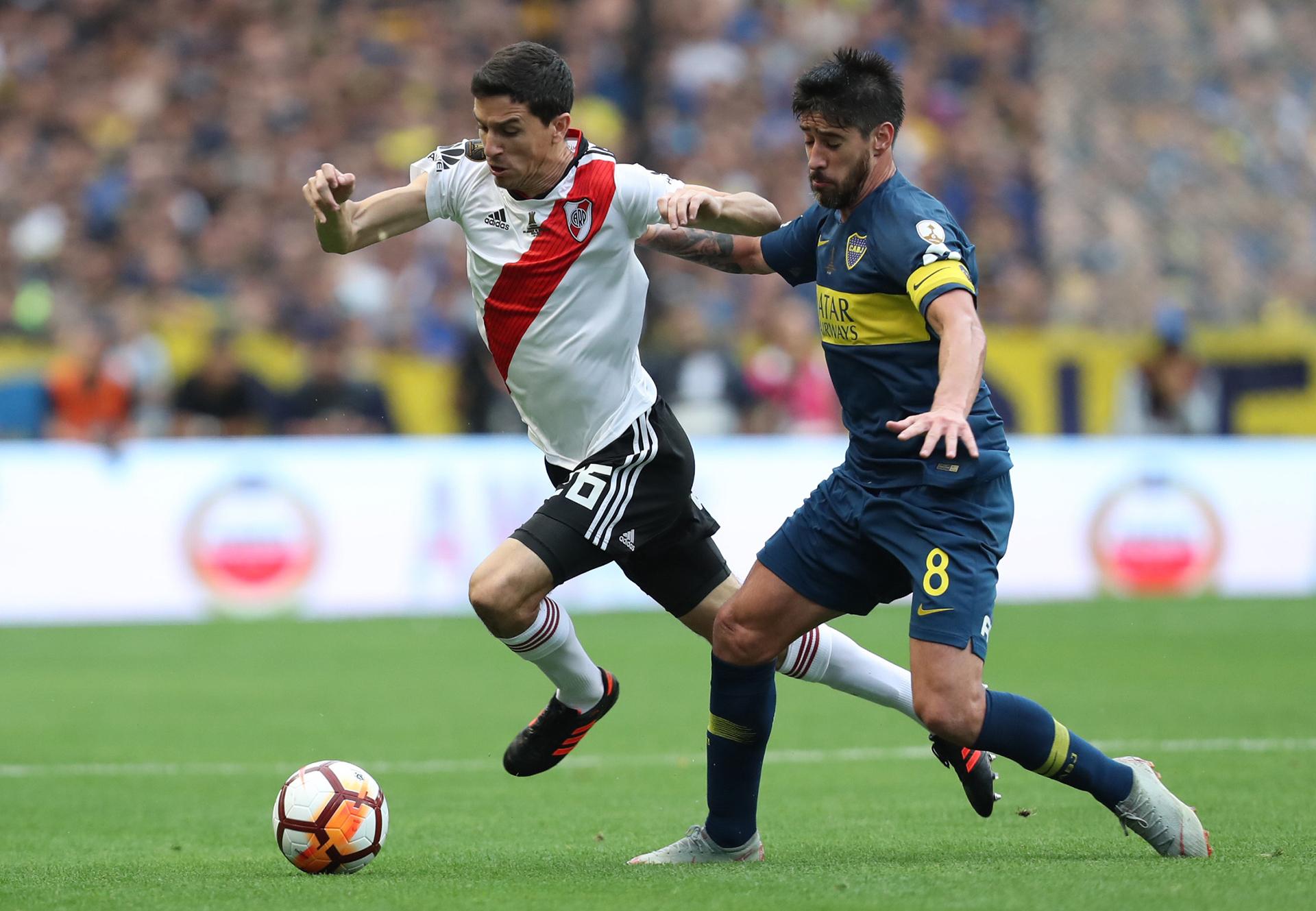 Pablo Pérez no fue amonestado y podrá jugar la vuelta