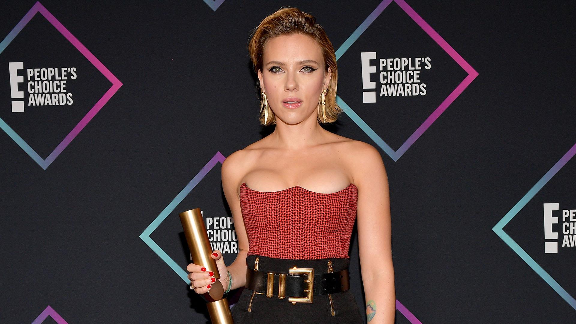 Pelicula porno de scarlett johansson Scarlett Johansson Hablo Sobre Los Videos Porno Que Aparecieron Con Su Imagen Infobae