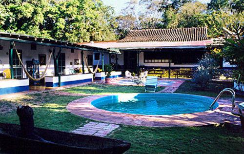 La Hacienda Bukare, en Sucre,propiedad de la familia de la novia (Foto: Visit Venezuela)