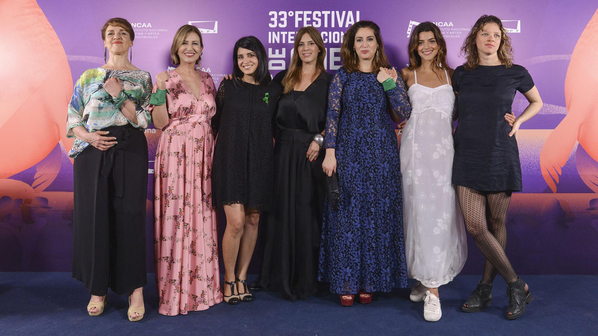 El 33º Festival Internacional de Mar del Plata se lleva a cabo en el teatro Auditorium (We Prensa y Comunicación)