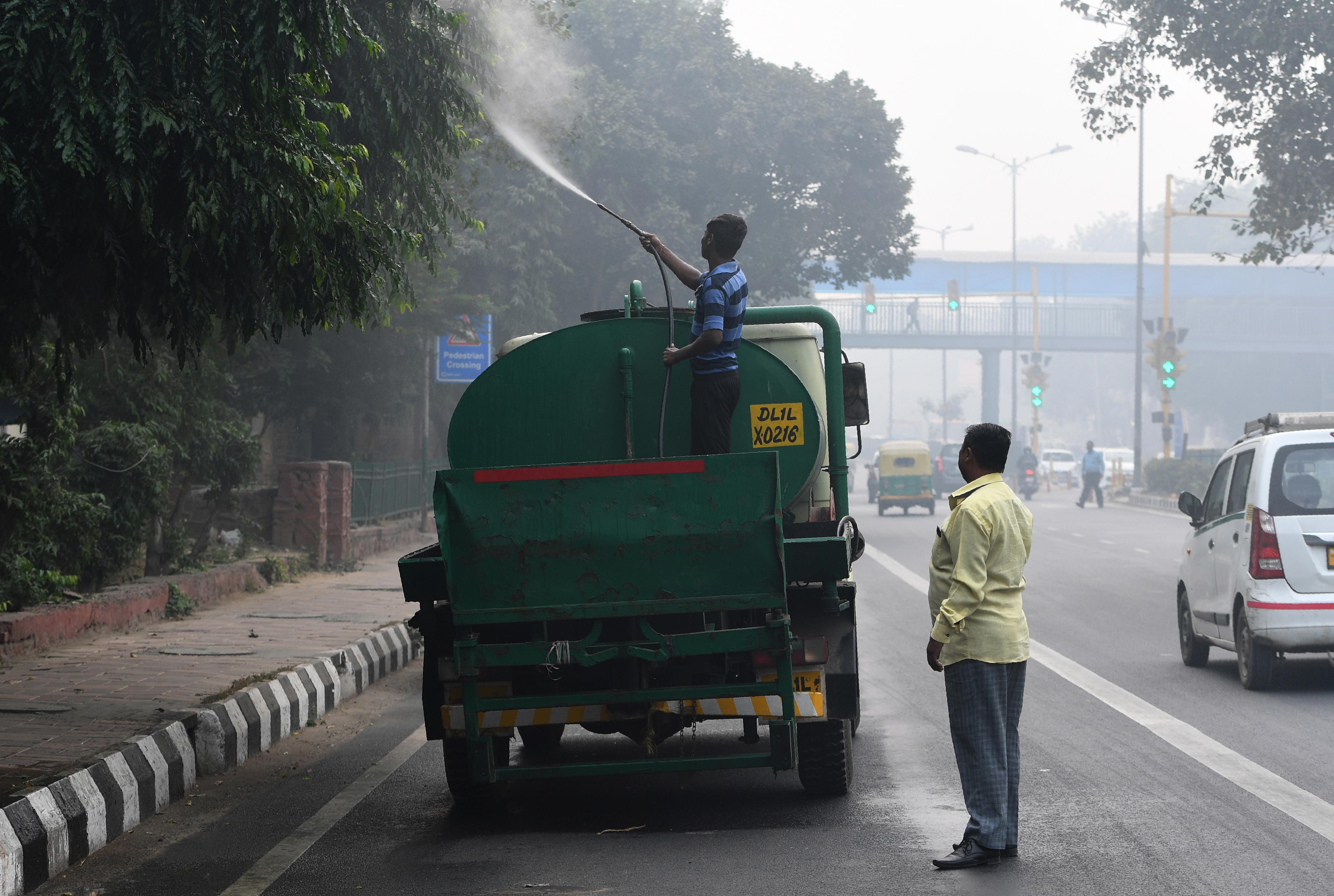 (Photo by Money SHARMA / AFP)