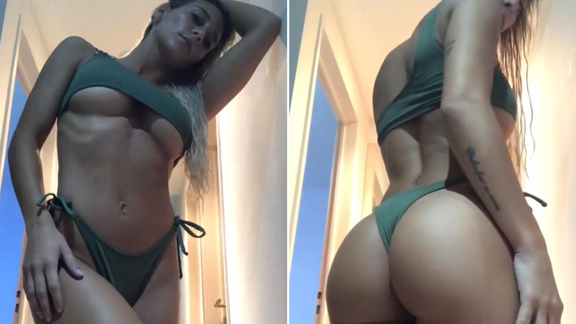 Sol Pérez publicó un video con una provocativa bikini que generó furor entre sus seguidores de Instagram… ¡Una bomba!