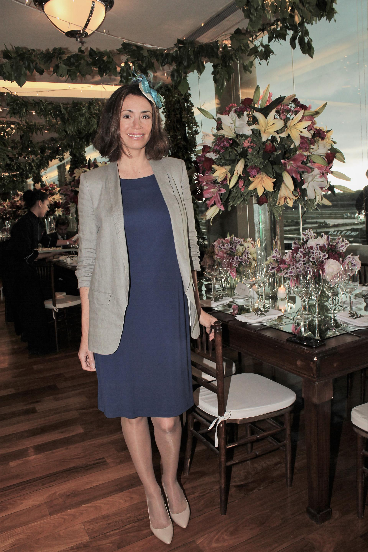 Verónica Quintana, jefa de Relaciones Públicas del Hipódromo Argentino de Palermo