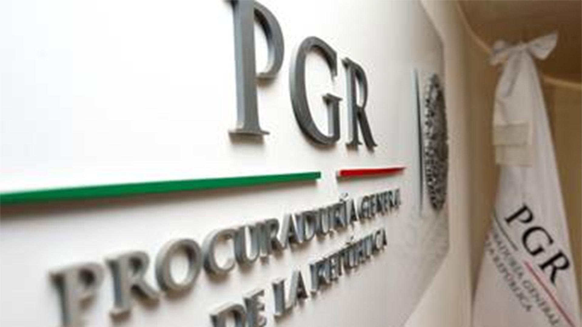 La Procuraduría General de la República (Foto: @PGR_mx)