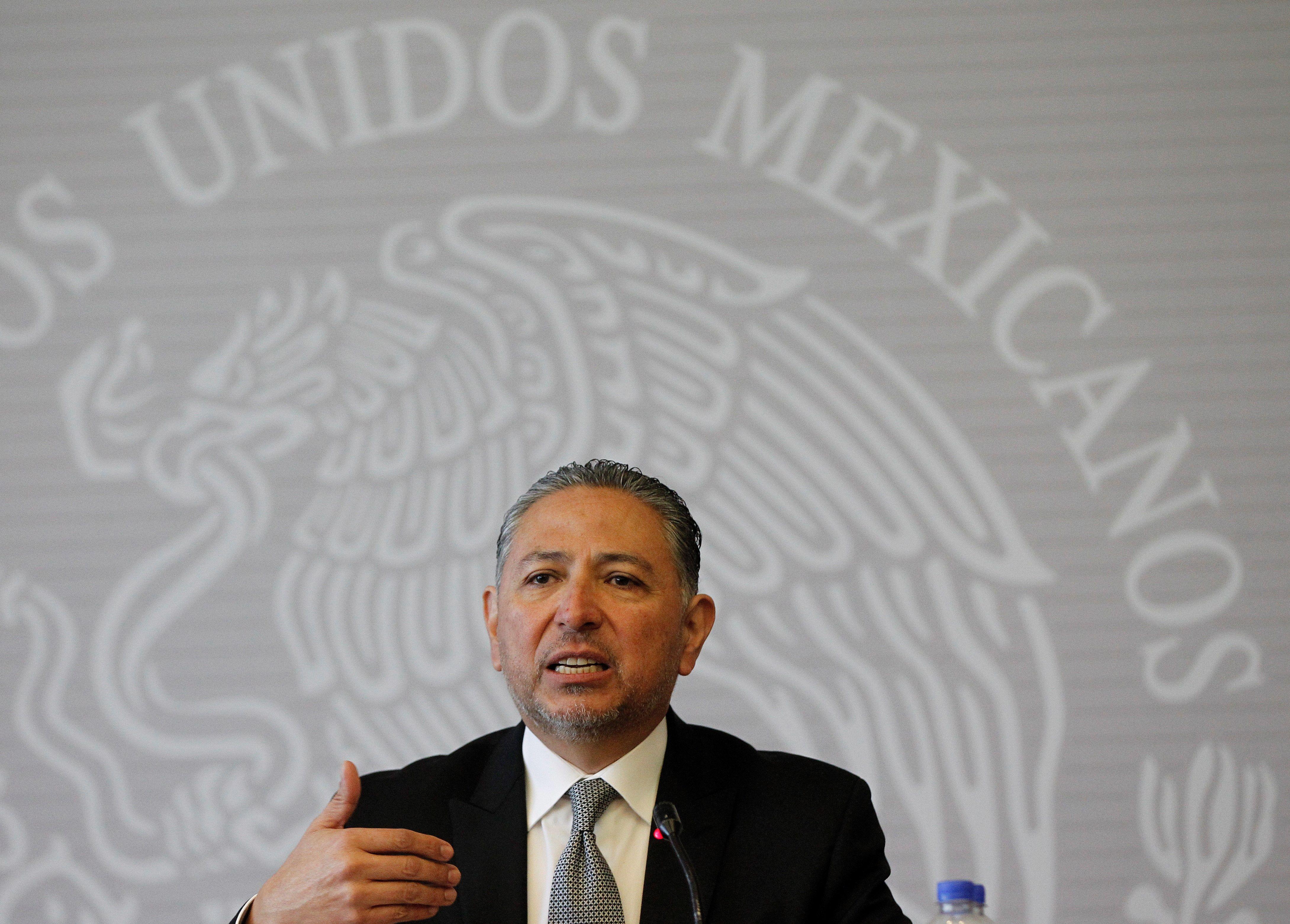 """El director general de Protección a Mexicanos en el Exterior Jacob Prado instó a Estados Unidos a acatar el """"Fallo Avena"""" para el mexicano Roberto Moreno (Foto: EFE/Mario Guzmán)"""