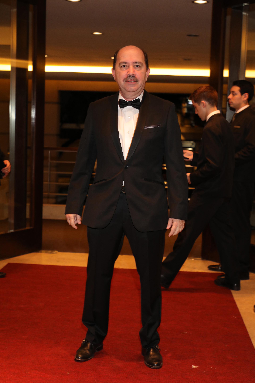 El presidente del Banco Ciudad, Javier Ortiz Batalla