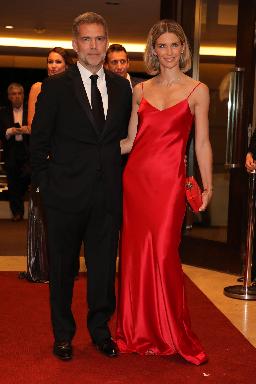 Julieta Spina y Augusto Rodríguez Larreta
