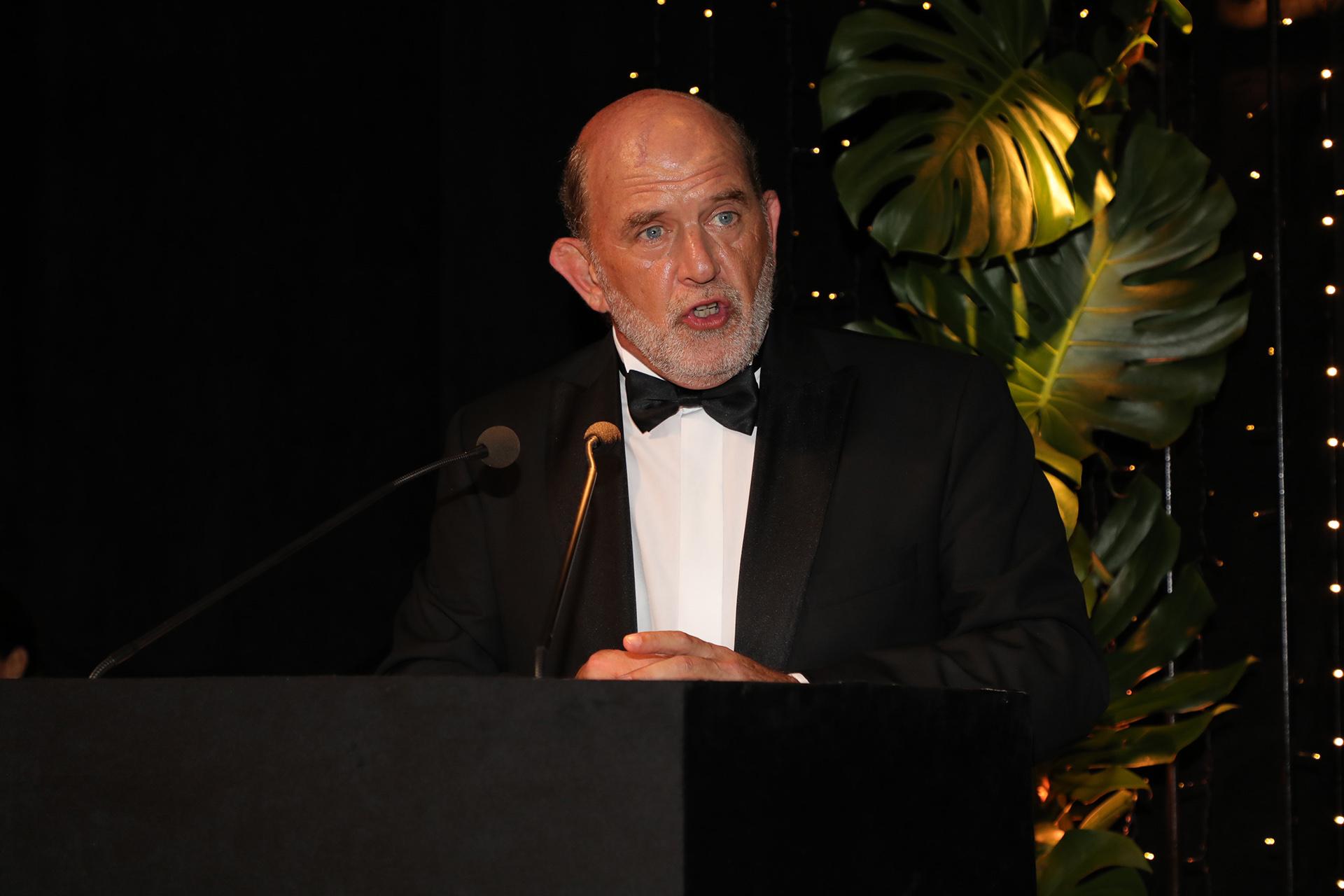 Las palabras del Dr Manuel Rocca Rivarola, jefe del Departamento Materno Infantil del Hospital Universitario Austral
