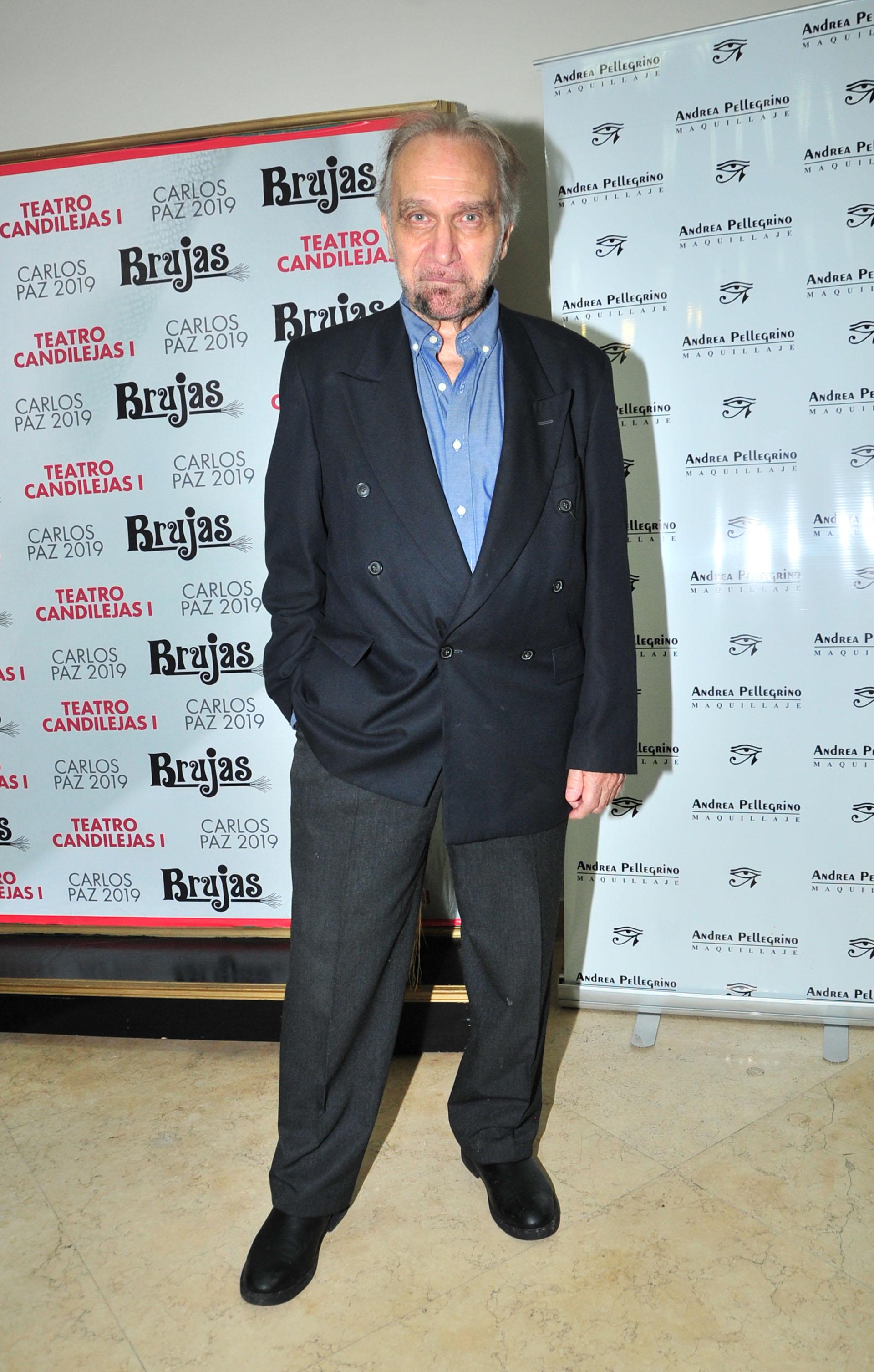 Luis Agustoni, el director