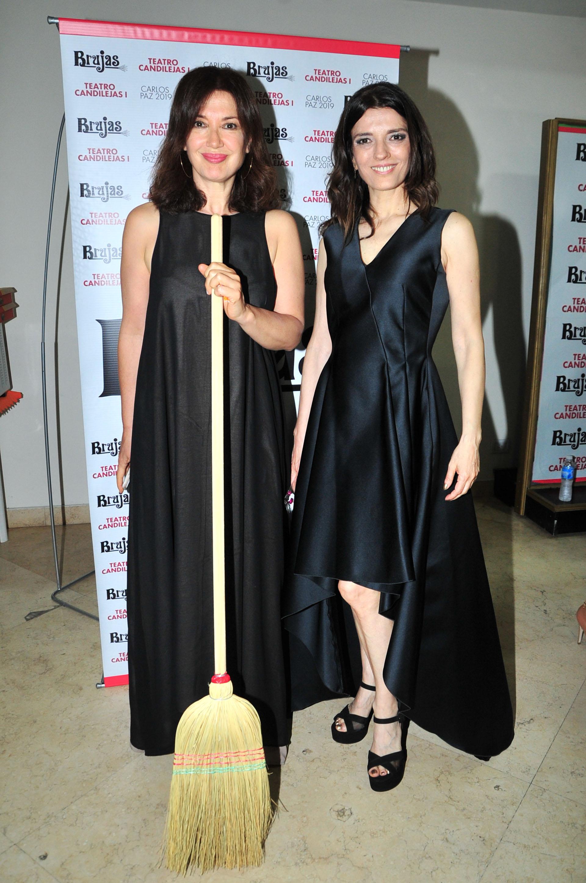 Amdrea Bonelli y María Socas