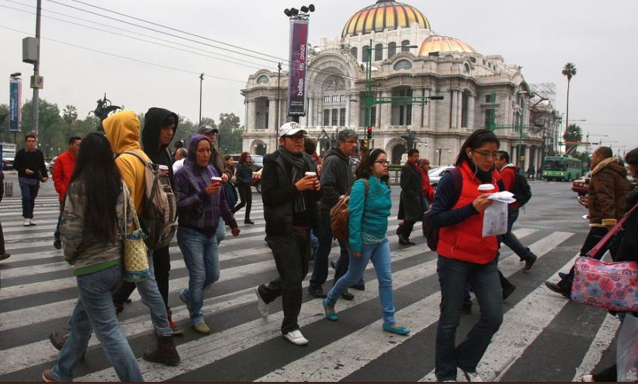 Decretaron alerta amarilla por bajas temperaturas en Ciudad de México