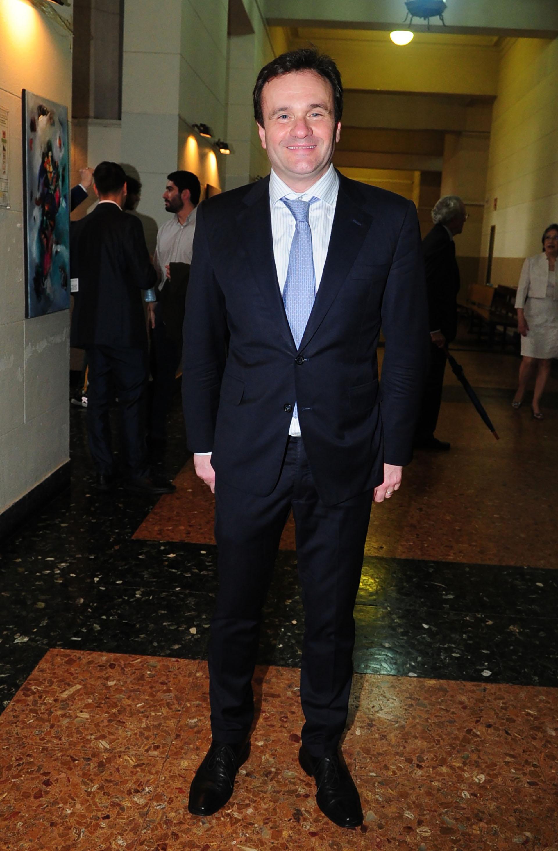 Juan Pablo Maglier, director de Relaciones Institucionales de La Rural