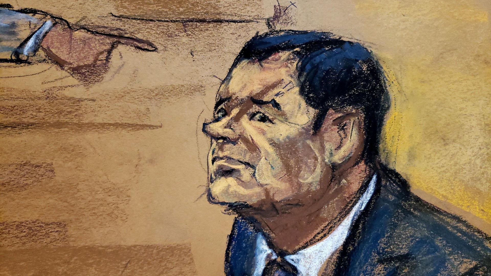 El ingeniero colombiano testificó en contra del 'Chapo', a quien le manejó las comunicaciones desde 2008.(EFE)