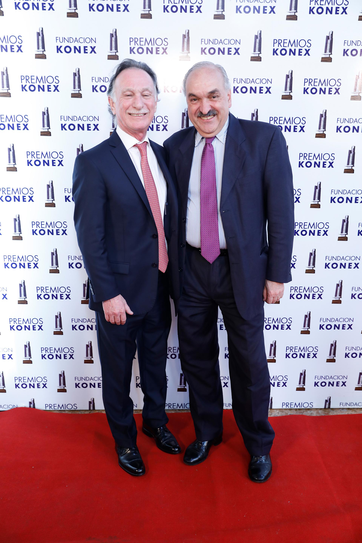 Gustavo Weiss y Pedro Villagra Delgado