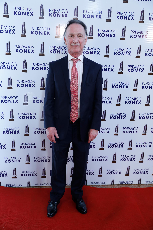 El presidente de la Cámara Argentina de la Construcción, Gustavo Weiss