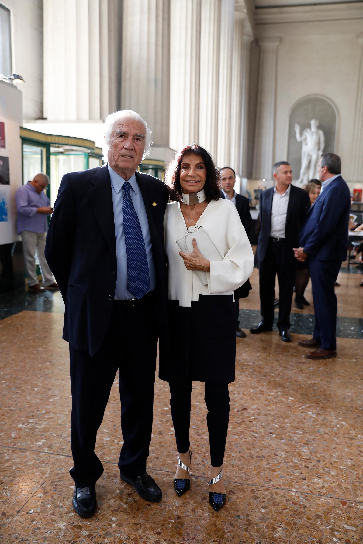 Luciano y Mercedes Miguens