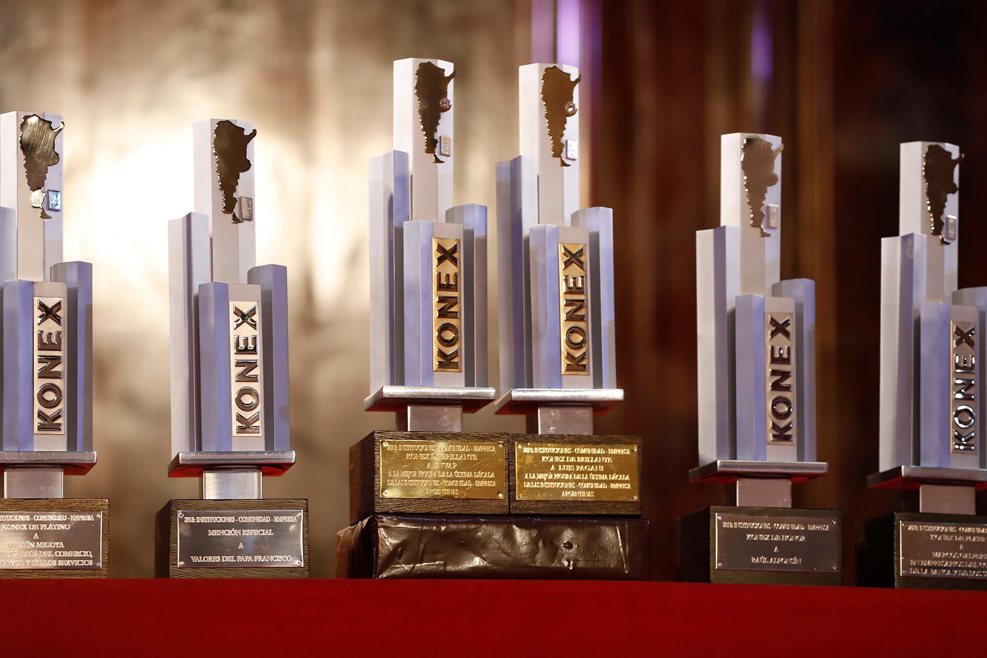 Premios Konex de Platino: las 20 disciplinas consideradas fueron Entidades Culturales / Entidades Educacionales y de Formación Docente / Entidades de Investigación Científica y Tecnológica / Entidades de Salud / Entidades de la Sociedad Civil / Dirigentes, Organizaciones e Iniciativas Sindicales / Empresa y Comunidad / Dirigentes Sociales / Legisladores / Magistrados / Administradores Públicos / Diplomáticos / Empresarios de Agronegocios / Empresarios de la Industria / Empresarios Innovadores / Empresarios del Comercio, de la Banca y de los Servicios / Empresarios PyME / Ejecutivos de la Industria / Ejecutivos del Comercio, de la Banca y de los Servicios / Dirigentes Empresarios